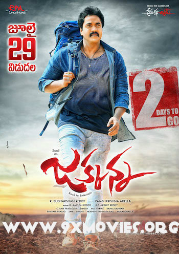 Jakkanna 2016 Hindi Dubbed 720p HDTV 900MB