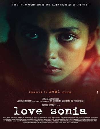 Love Sonia 2018 Hindi 300MB Pre-DVDRip 480p