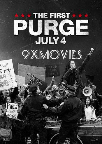 The First Purge 2018 English 720p WEB-DL 800MB ESubs