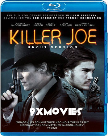 Killer Joe 2011 English 720p BRRip 900MB ESubs