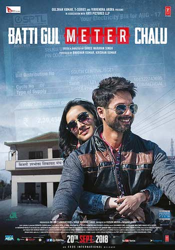 Batti Gul Meter Chalu 2018 Hindi pDVDRip x264 700MB