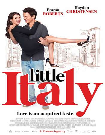 Little Italy 2018 English 300MB Web-DL 480p ESubs
