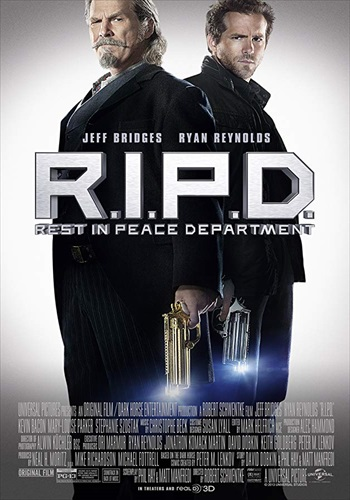 R.I.P.D 2013 Dual Audio Hindi Full Movie Download