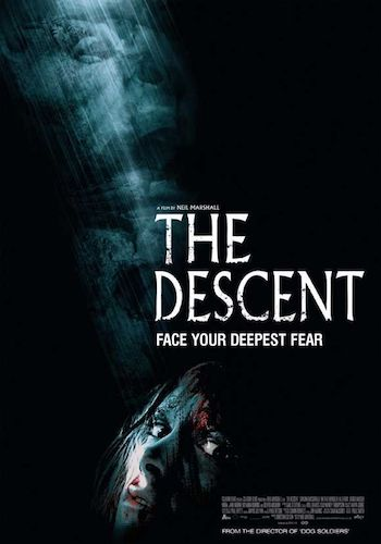 The Descent 2005 English 720p BRRip 850MB ESubs