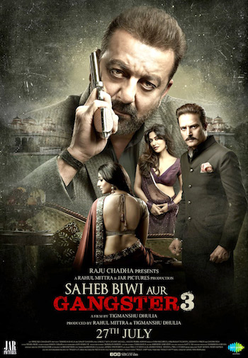 Saheb Biwi Aur Gangster 3 (2018) Hindi Full Movie Download