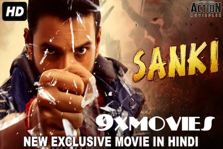 Sanki 2018 Hindi Dubbed 720p HDRip 800mb