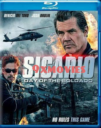 Sicario Day Of The Soldado 2018 English 720p BRRip 1.1GB ESubs