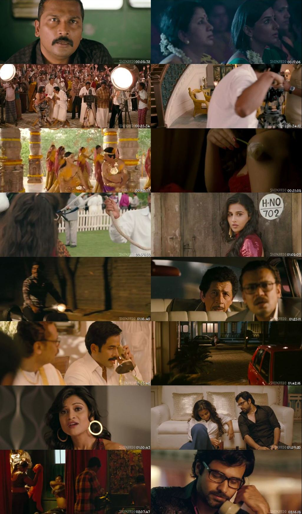 The Dirty Picture 2011 Dual Audio Hindi BluRay Full Movie Download HD