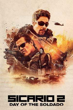 Sicario: Day of the Soldado 2018 English 720p 1.1GB BRRip x264