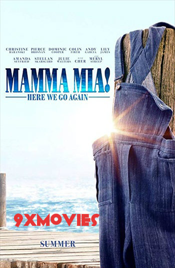 Mamma Mia Here We Go Again 2018 English 720p HC HDRip 900MB