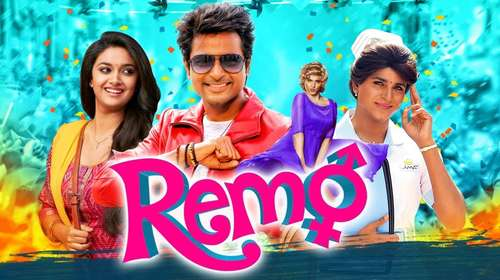 Remo 2018 Hindi Dubbed 350MB HDRip 480p