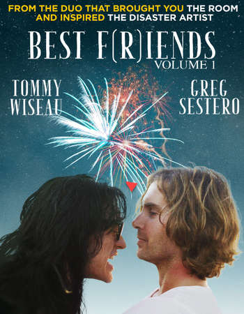 poster of movie Best Friends Volume 1 2017 English 300MB Web-DL 480p