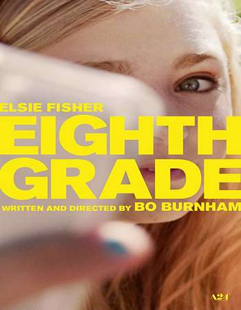 Eighth Grade 2018 English 720p Web-DL 700MB ESubs