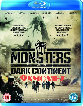 Monsters - Dark Continent 2014 Dual Audio Hindi Bluray Movie Download