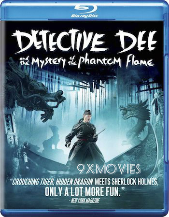 Detective Dee and the Mystery of the Phantom Flame 2010 Dual Audio Hindi Bluray Movie Download