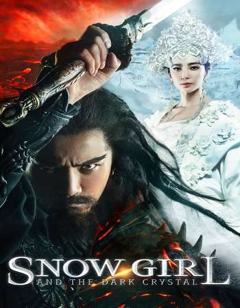 Snow Girl and the Dark Crystal 2015 Hindi Dual Audio 350MB BluRay 480p ESubs
