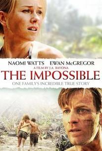 The Impossible 2012 Dual Audio [Hindi – English] 720p 800MB BRRip