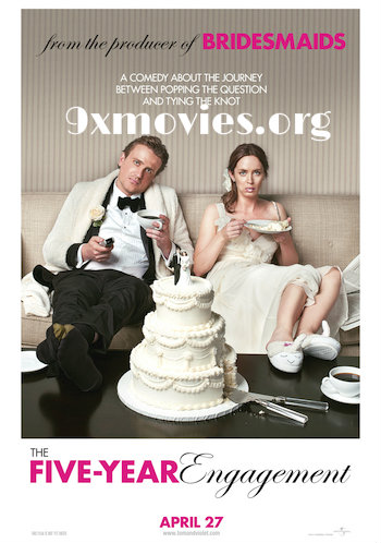 The Five Year Engagement 2012 Dual Audio Hindi Bluray Movie Download