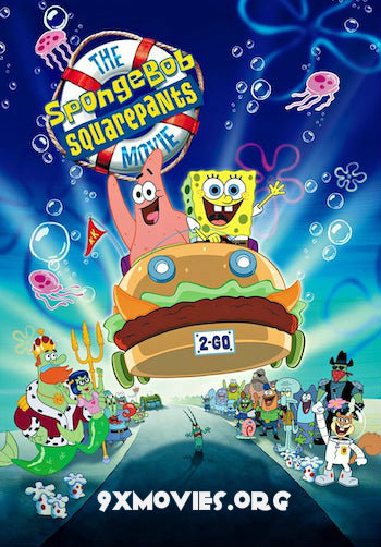 The SpongeBob Squarepants Movie 2004 Dual Audio Hindi Bluray Movie Download