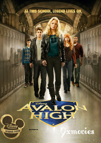 Avalon High 2010 Dual Audio Hindi Movie Download