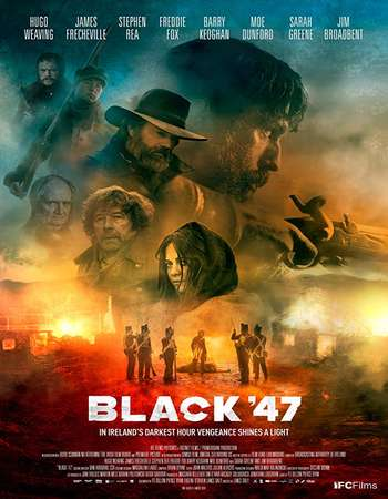 Black 47 2018 English 300MB AMZN Web-DL 480p ESubs