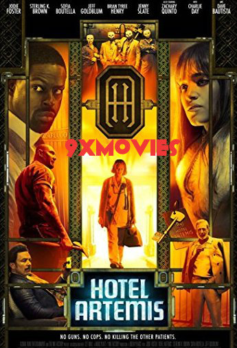 Hotel Artemis 2018 English Bluray Movie Download