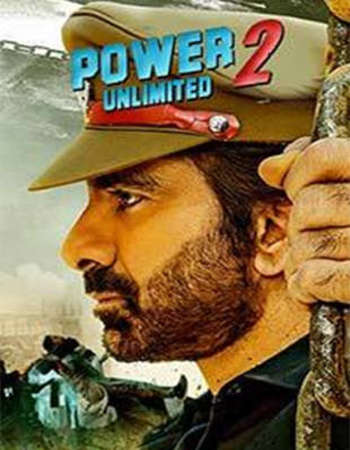 Power Unlimited 2 2018 Hindi Dual Audio 400MB UNCUT HDRip 480p ESubs