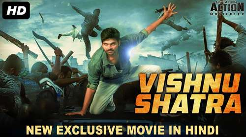 Vishnu Shastra 2018 Hindi Dubbed 300MB
