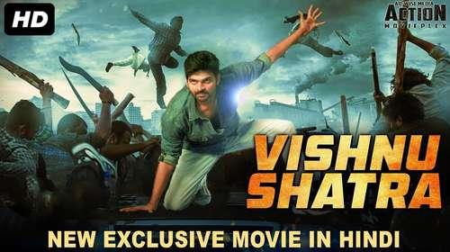 Vishnu Shastra 2018 Hindi Dubbed Full Movie 720p Free Download
