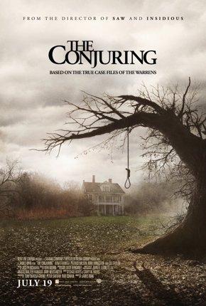The Conjuring 2013 Dual Audio [Hindi – English] 720p 1.1GB BRRip