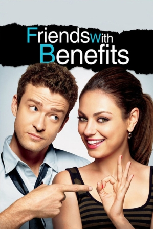 Friends with Benefits 2011 Dual Audio Hindi 720p 800MB BRRip