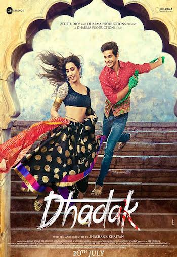Dhadak 2018 Hindi Full Movie Download