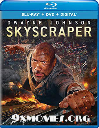 Skyscraper 2018 English BluRay Full Movie Download