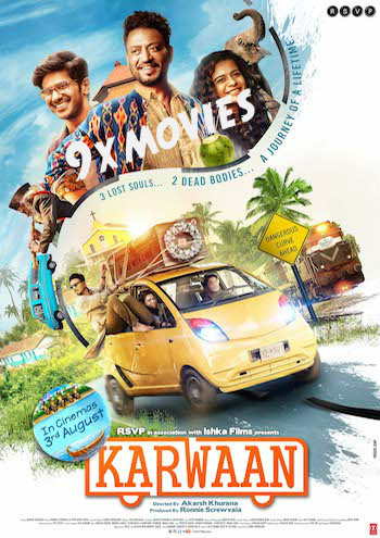 Karwaan 2018 Hindi Full Movie Download