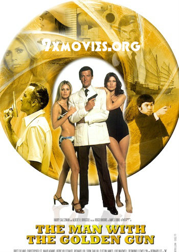 The Man With The Golden Gun 1974 Dual Audio Hindi Bluray Movie Download