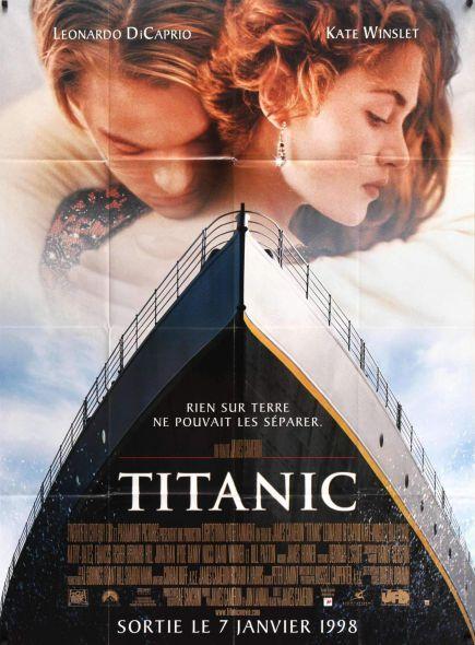 Titanic (1997) Blu-ray  x264 Hindi – English [Dual Audio] 1080p Full Hd 1.63 GB