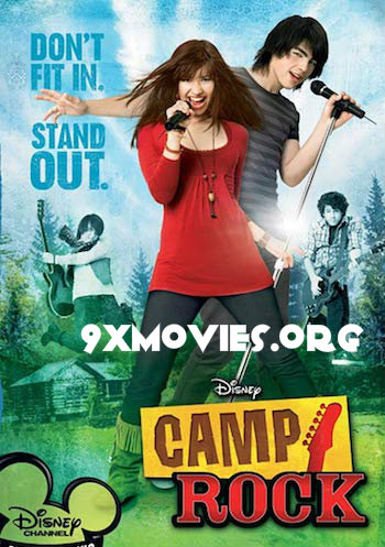 Camp Rock 2008 Dual Audio Hindi Movie Download