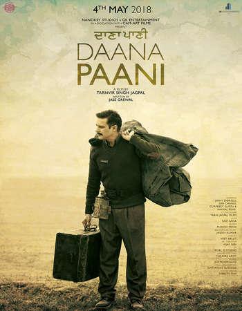 Daana Paani 2018 Punjabi 720p HDRip x264