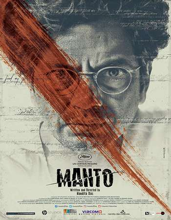 Manto 2018 Full Hindi Movie 720p HEVC HDRip Free Download