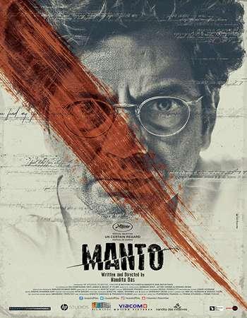 Manto 2018 Full Hindi Movie 720p HDRip Free Download