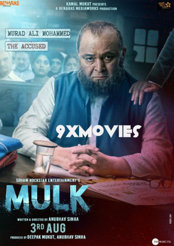 Mulk 2018 Hindi Movie Download