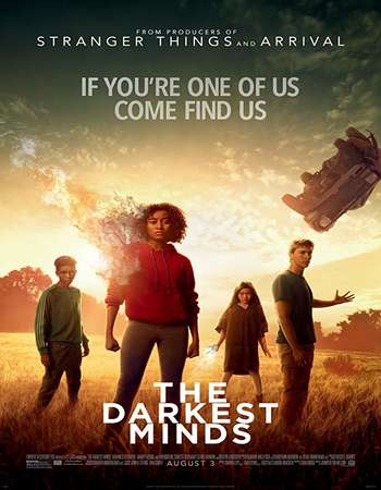 The Darkest Minds 2018 Hindi ORG Dual Audio 500MB BluRay 720p ESubs HEVC