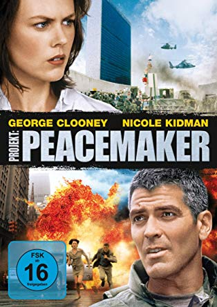 The Peacemaker 1997 Dual Audio [Hindi – English] 720p 1.3GB BluRay