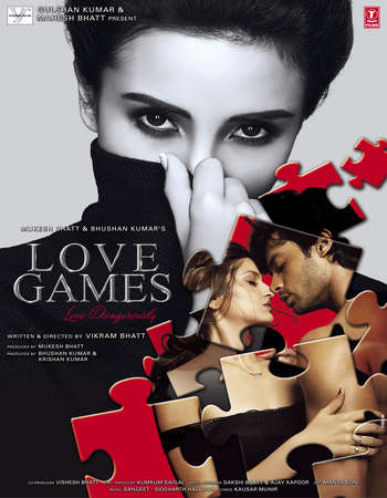 Love Games 2016 Hindi 720p 850MB BluRay
