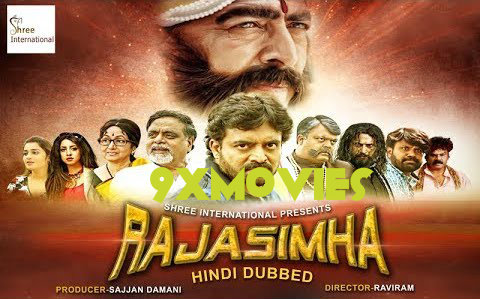 Rajasimha 2018 Hindi Dubbed 720p HDRip 850mb