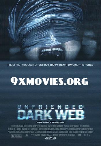 Unfriended Dark Web 2018 English 720p WEB-DL 750MB