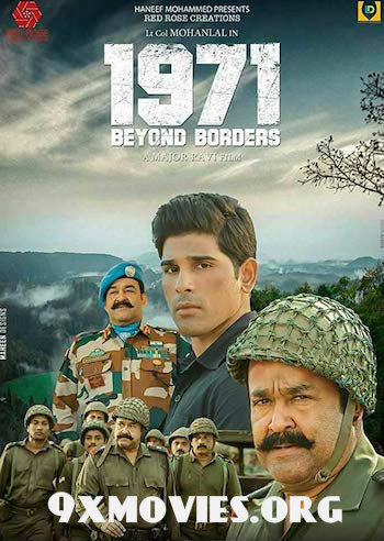 1971 Beyond Borders 2017 Hindi Dubbed 720p HDRip 950mb