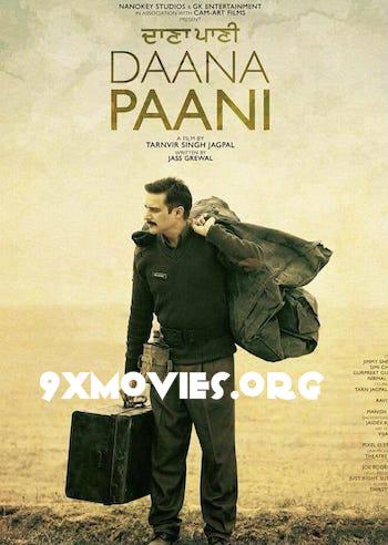 Daana Paani 2018 Punjabi 720p WEB-DL 750mb