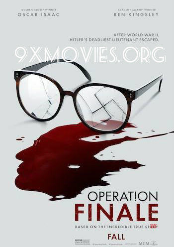 Operation Finale 2018 English 720p WEB-DL 999MB ESubs