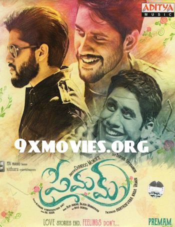Premam 2016 Dual Audio Hindi UNCUT Full Movie Download